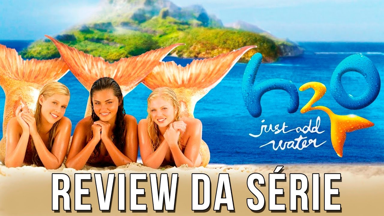 H2o meninas sereias h2o just add water review da s rie for Just add water series