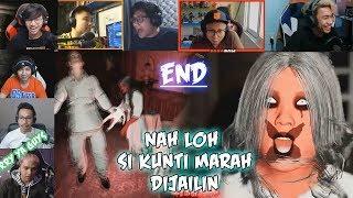 Reaksi Gamer Bermain Pacify - Nah Loh Sikunti Marah - #END