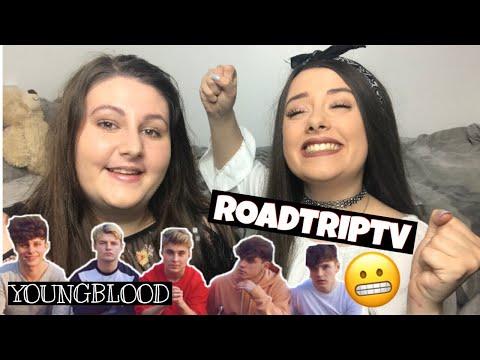 ROADTRIPTV REACTION - YOUNGBLOOD (5SOS)