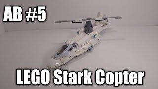 LEGO Stark Copter 76130 Alternative Build #5