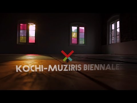 Kochi-Muziris Biennale - A glance at Biennale 2017 & Rickshaw Run 2017 | Fort Kochi