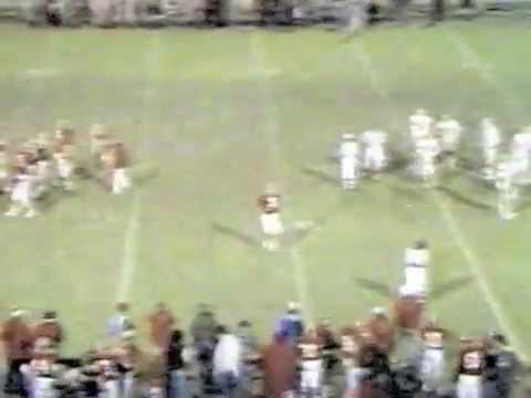 1980 Wisconsin Div 2 WIAA State Football Championship Game  Whitewater vs Pulaski