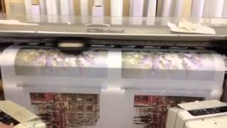 Интерьерная печать на ткани(Амеди-принт выполняет интерьерную печать на любых материалах., 2015-06-03T16:17:56.000Z)