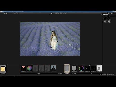 Сложная цветокоррекция видео в Magic Bullet Looks