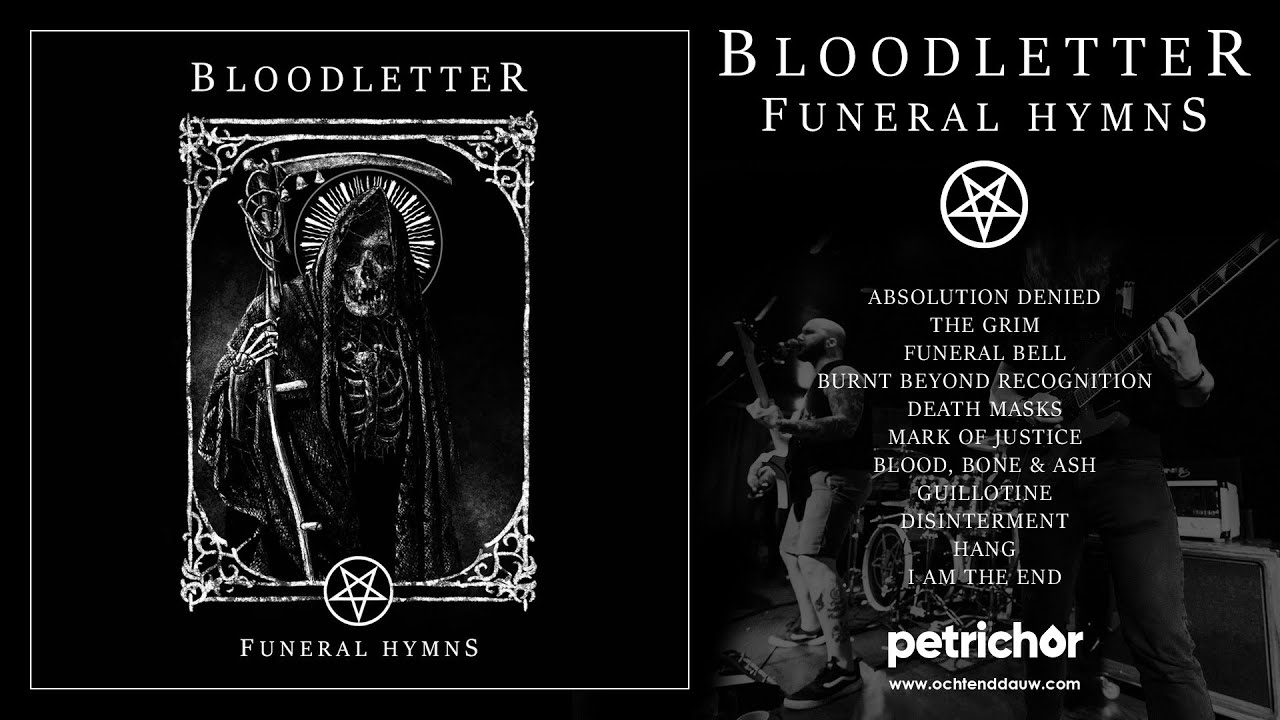 Download Bloodletter - Funeral Hymns (Full Album Stream)