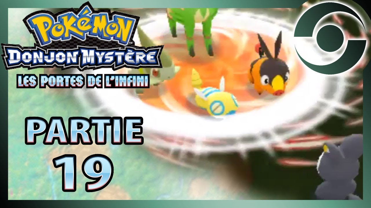 Pok mon donjon myst re 19 les portes de l 39 infini en - Pokemon donjon mystere porte de l infini ...