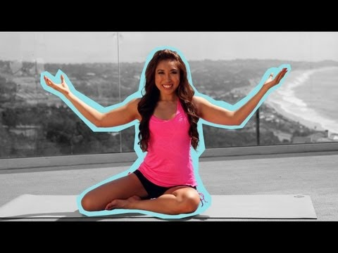 Sleek and Sexy Arms for Beginners | Pilates Bootcamp With Cassey Ho