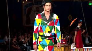 Moschino Menswear Spring/Summer 2019
