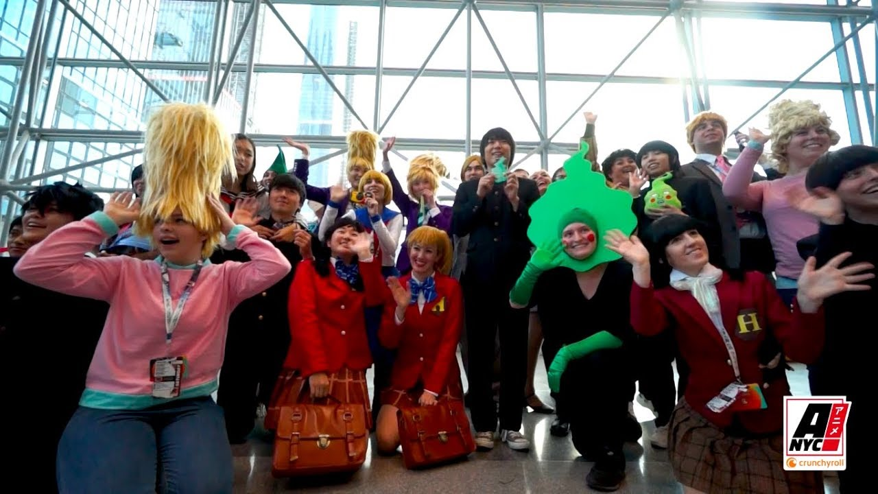 Anime NYC – Anime NYC is New York City's anime convention!