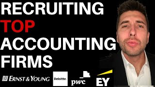 How to recruit top accounting firms - on a success fee basis