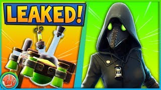 *LEAKED* ALLE V6.02 UPDATE SKINS, BACKBLINGS & MEER!! - Fortnite: Battle Royale