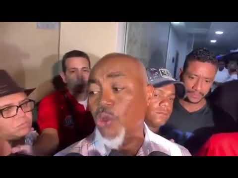 Super Martinez - Habla el Padre de David Ortiz de Como Esta la Salud del Big Papi