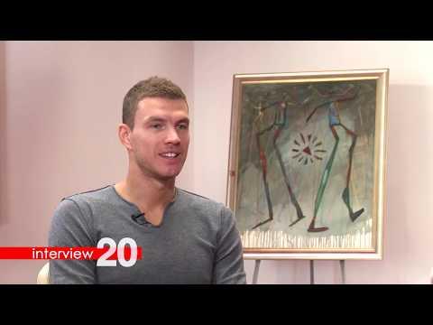 Interview 20   Edin Džeko
