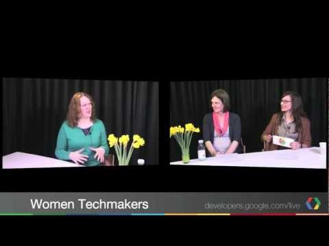 GDL Presents: Women Techmakers with Lorna Mitchell