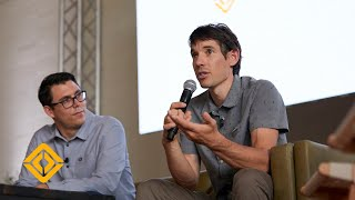 Adventurous forever: RJ Scaringe and Alex Honnold in conversation with Rich Roll