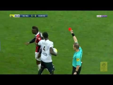 Nizza, Balotelli, rosso inutile e perde la testa