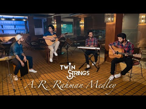 A.R. Rahman Medley #WorldMusicDay | Twin Strings ft. Raghav Chaitanya