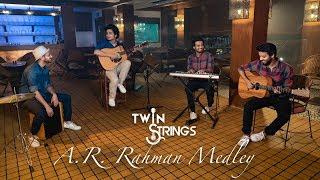 A.R. Rahman Medley   Twin Strings Ft. Raghav Chaitanya