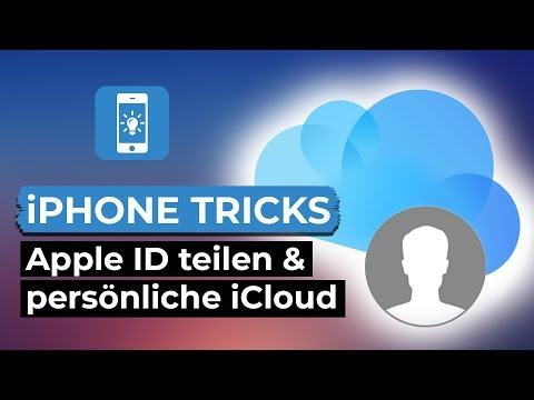 Familienfreigabe am iPhone: Apple-ID teilen und persönliche iCloud verwenden