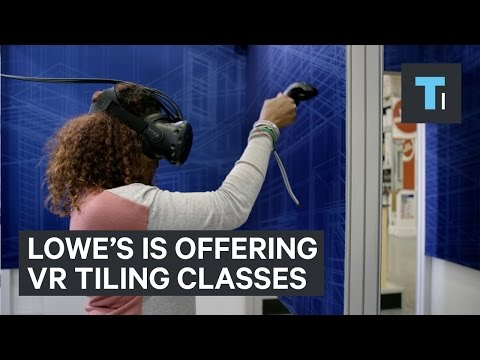 Lowe's is testing virtual reality classes for do-it-yourselfers