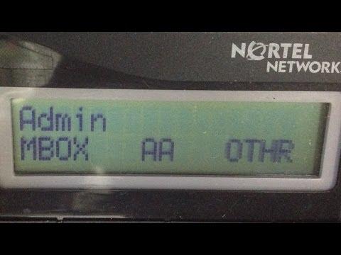 Administrator login to Startalk voicemail