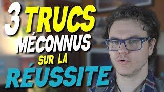 CHRIS : 3 Trucs Méconnus Sur La Réussite