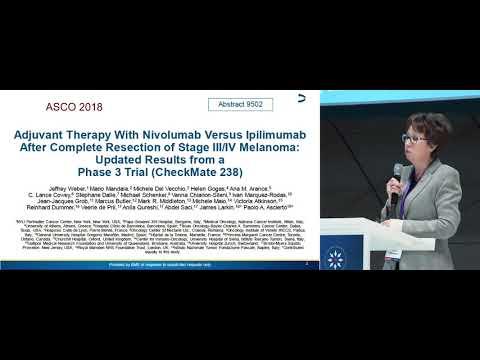 Адъювантная терапия меланомы. Аргументы в пользу ИИКТ