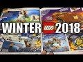 LEGO MESSED UP! | Holiday 2018 LEGO Shopping Catalog!