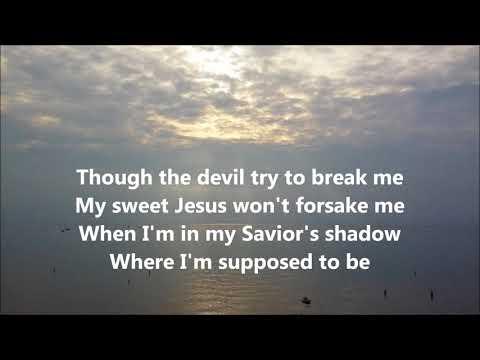 Savior's Shadow Lyrics Instrumental - Blake Shelton