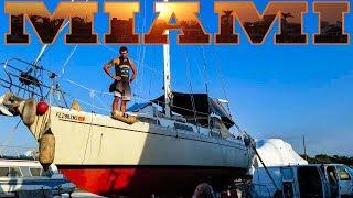 Идеальная Яхта Warrior 35  за 8 000 долларов. Обзор Лодки | США.