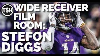 Stefon Diggs (Week 6 breakdown/highlights) - Wide Receiver Film Room #010