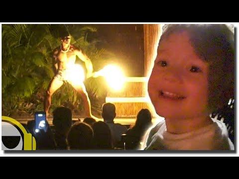Luau Hawaii Dengan FIRE DANCER !! (Pengumuman Khusus)