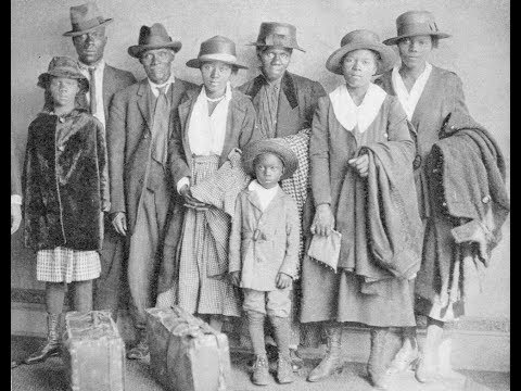 Early 20th Century African American Migration Preview
