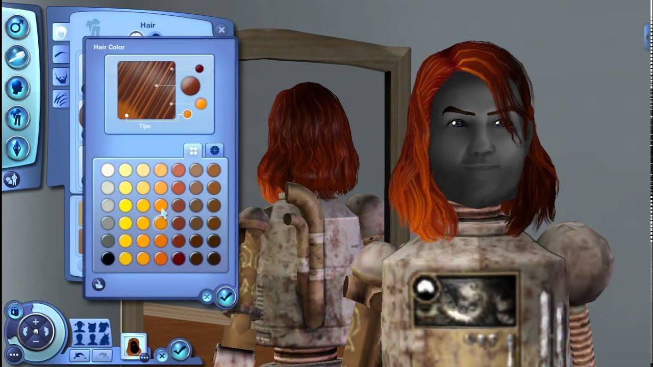 Sims 3 Simbot Woohoo