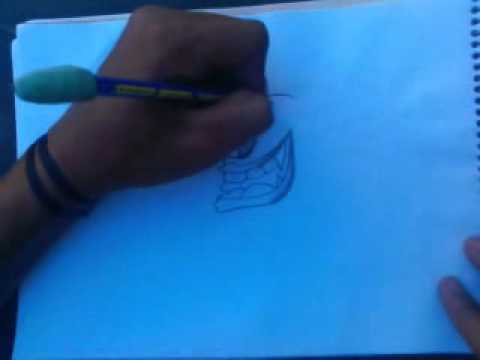 Desenho De Terror Mf Artes Youtube