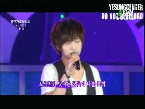 [i-net TV] Super Junior KRY: Dreaming Hero @ Family Concert in Busan