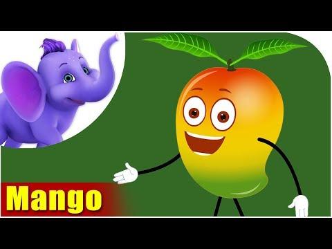 Aamba - Mango Fruit Rhyme in Marathi