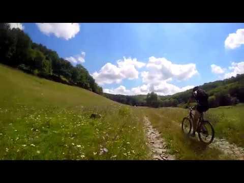 Tura bicicleta - Medias - Richis - Biertan - Copsa Mare - Valchid