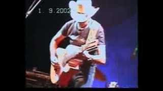 LOS PACAMINOS PAUL YOUNG LIVE A ROMA 01 SETTEMBRE 2001
