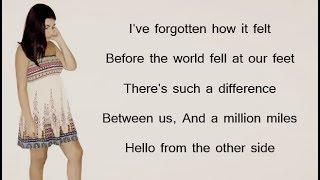 Noel Kharman - HELLO - Adele / Fairouz كيفك انت - فيروز (MASHUP) (Lyrics)