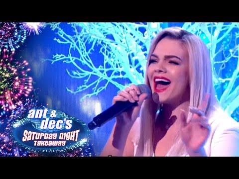Singalong Live: Louisa Johnson sings 'Let It Go'