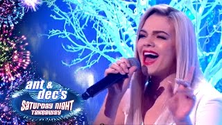 singalong live louisa johnson sings let it go