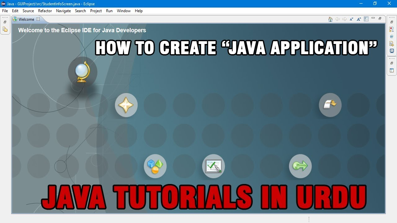 Java application tutorial in urdu introduction to java desktop java application tutorial in urdu introduction to java desktop application baditri Choice Image