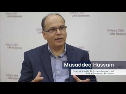 BWB 2016 Interview: Musaddeq Hussain, Merck Research Laboratories