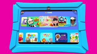 HighQ Learning Tablet & Kidomi