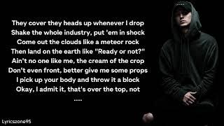 CLOUDS - NF (Lyrics)