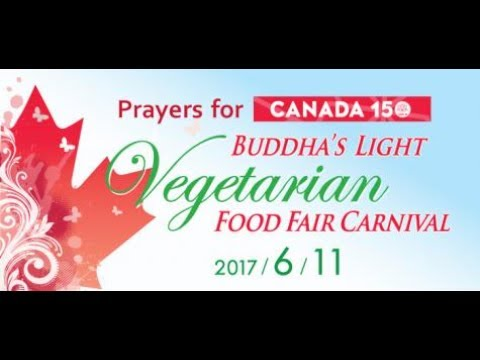 Fo Guang Shan Temple Canada 150th Celebration