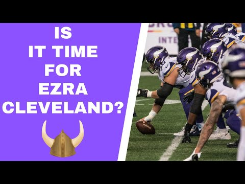 Will Minnesota Vikings debut a new offensive line?