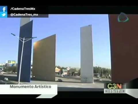 Declaran las Torres de Satélite Patrimonio Artístico