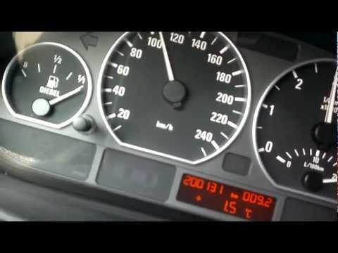 bmw e46 320d M47N 80-120 km/h